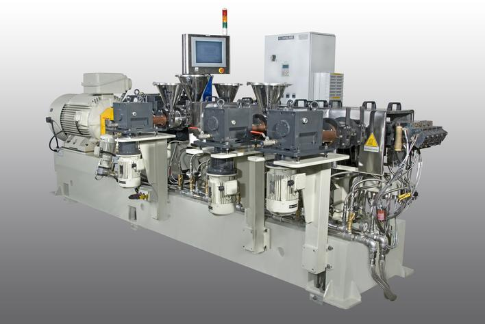 Omega Twin Screw Extruder
